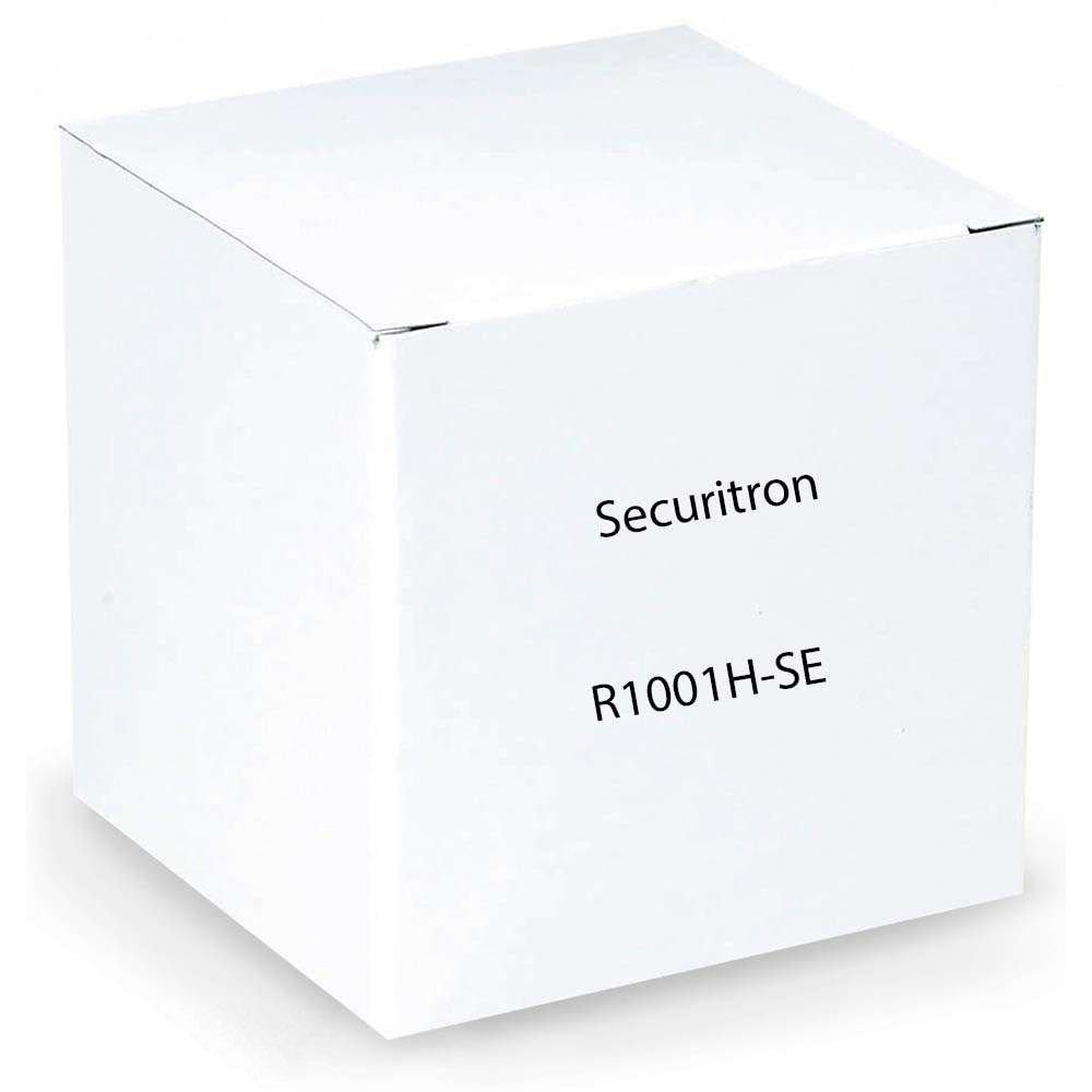 Securitron R1001HSE Wireless Prox Reader, for Use with security Systems, 4-1/4'', 2'' Height, Steel/Stainless Steel/Plastic