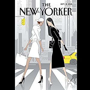The New Yorker, September 21st 2015 (Evan Osnos, John Lahr, Adam Gopnik) Periodical