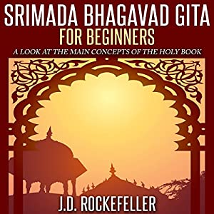 Srimada Bhagavad Gita for Beginners Audiobook