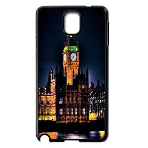 Big ben on Tumblr Pattern Hard Shell Phone Case For Samsung Galaxy Note 3 Case HSL481598