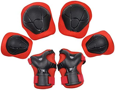 Details about  /S//M//L Elbow Wrist Pads Sports Safety Protective Gear Guard Skate Cycling Bike Ch