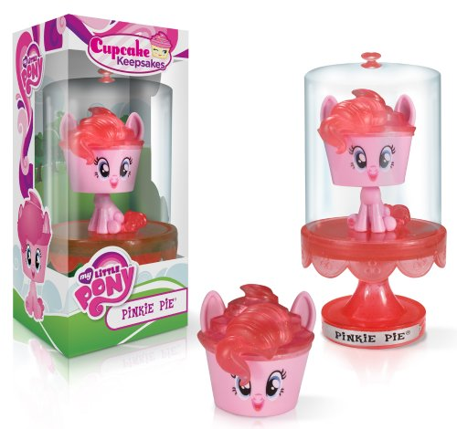 Funko My Little Pony Cupcake Keepsakes Pinkie Pie Figure