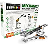 Engino Discovering Stem: Levers, Linkages & Structures Building Kit Larger Image