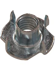 The Hillman Group 180297 Pronged Tee Nut, 1/4 20, 100-Pack