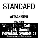 Amram 1 Inch Standard Tagging Attachments, 5,000