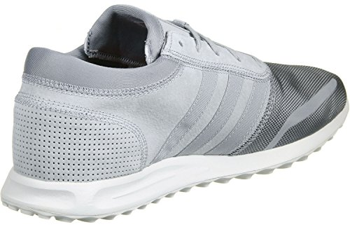 adidas Los Angeles, Unisex Adults' Trainers Grey and White