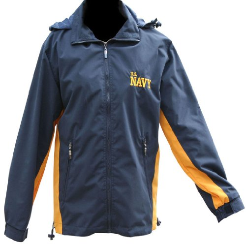 Navy All Weather Coat - 6