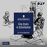 Eine Studie in Scharlachrot (Die Sherlock Holmes-Monographien - Hörspiel 1) | Arthur Conan Doyle