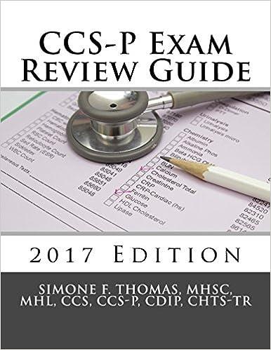 CCS-P Exam Review Guide 2017 Edition