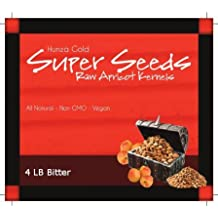Superseeds Bitter Apricot Kernels 4 lbs