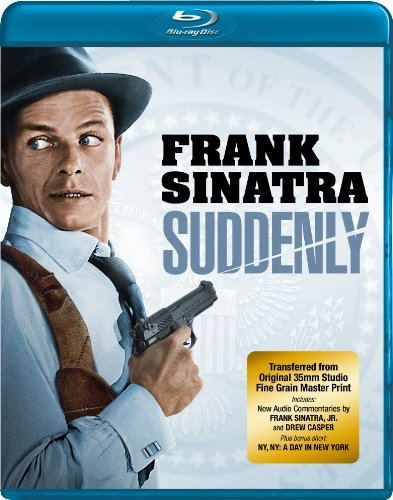 Suddenly [Blu-ray] -