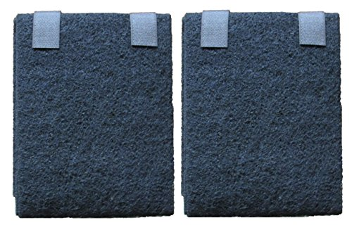Duracraft Replacement Carbon Pre-Filter ACA-5030 (2-Pack) by Magnet by FiltersUSA Duracraft Air Purifier Accessories