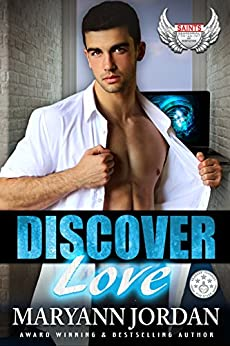 Discover Love (Saints Protection & Investigations Book 7) by [Jordan, Maryann]
