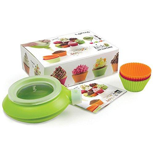 Kit para cupcake Lékué 7 peças - 25834