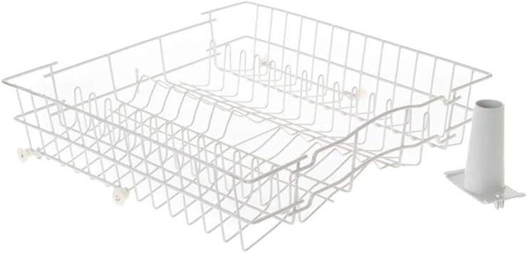 Genuine Electrolux Dishwasher Wheel Loading Rack Upper Top Basket Wheels Rollers