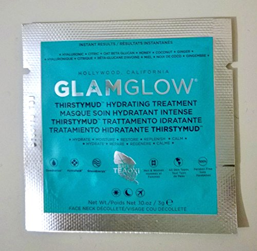Glamglow Thirstymud 25 Single Packets, each 0.10oz