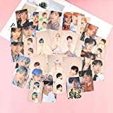 Youyouchard 4pcs/Set Kpop BTS Bangtan Boys Map of