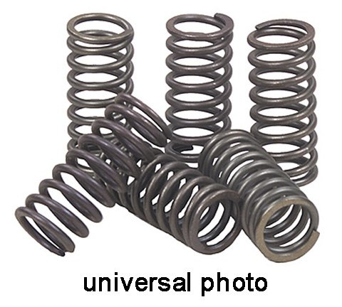 Part Numbers Clutch Disc (2002-2003 SUZUKI GSXR 750 K2/K3 EBC CLUTCH SPRINGS, Manufacturer: EBC, Manufacturer Part Number: CSK156-AD, Clutch springs and metal discs sold separately unless otherwise stated, Stock Photo - Actual parts may vary.)