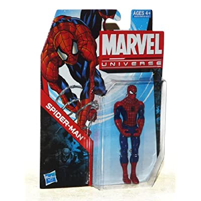 Marvel Universe Spiderman Action Figure by Hasbro: Toys & Games