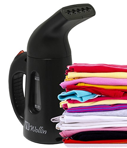 Clothes Steamer Peregrinations Garment Portable Clothes Steamer, Compact & Lightweight Handheld Design, Easy & Powerful Steaming, Ultra-Quick like a bunny Heat Up ETL APPROVED