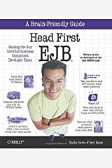Head First EJB (Brain-Friendly Study Guides; Enterprise JavaBeans) Paperback