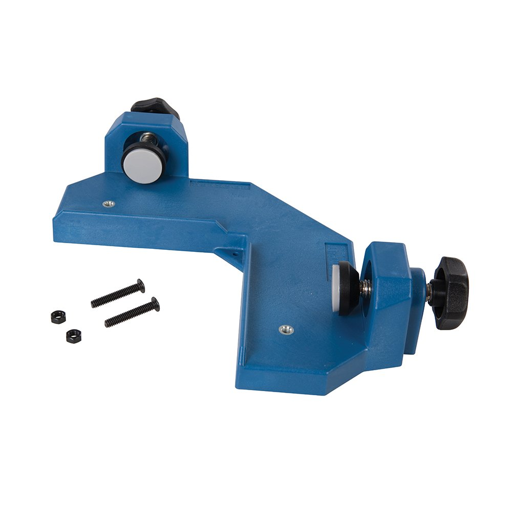 ROCKLER 594092 Clamp-It Corner Clamping Jig, Blue