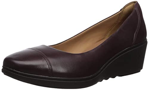 Clarks Damen Un Tallara Dee, schwarz: : Schuhe