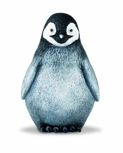 Emperor Penguin Chick (Safari Ltd  Incredible Creatures Emperor Penguin Chick)