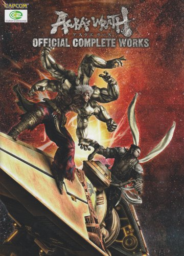 Image of Asura's Wrath : Official Complete Works (Capcom Official Book) [JAPANESE EDITION]
