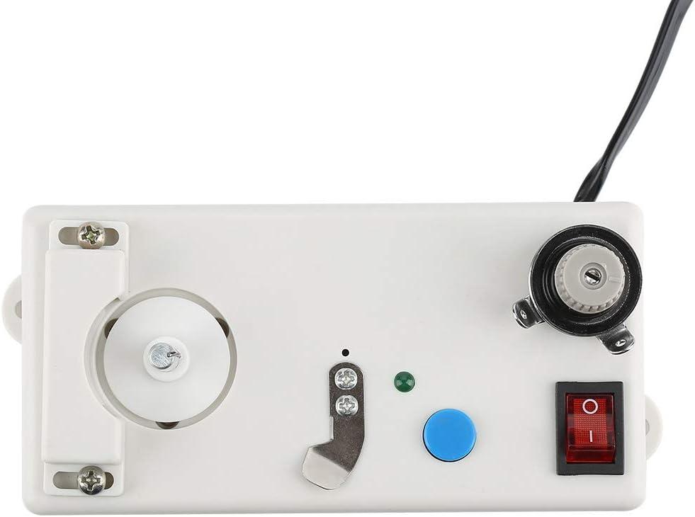 Akozon Máquina Enrollador de Bobina Automático,220V Máquina automática de bobina Bobina Bobinadora: Amazon.es: Bricolaje y herramientas