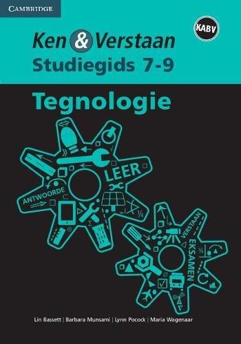 Ken & Verstaan Tegnologie Tegnologie (CAPS Study and Master Study Guides) (Afrikaans Edition)