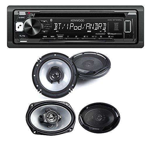 Kenwood 6x9 3way Speakers - 8