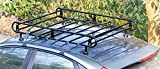 Merax Disassembling Car Top Roof Fram 360 pounds capacity Luggage Cargo Carrier