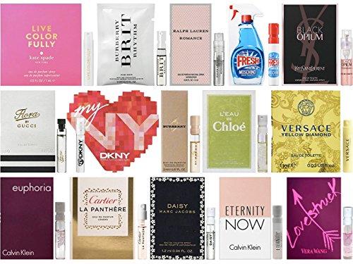 Designer Fragrance Samples Women Perfume product image
