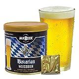 Mr. Beer Bavarian Wheat Homebrewing Craft Beer Refill Kit