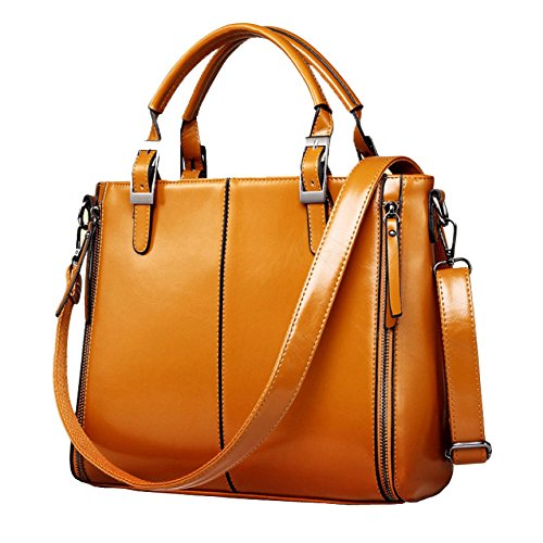 Shopping Bag Daily Brown Women Shoulder Fashion Wild Personality Bags qSxwXfX1F