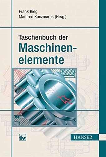 Taschenbuch der Maschinenelemente