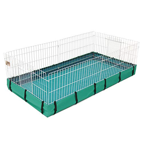 Guinea Habitat Guinea Pig Cage by MidWest, 47L x 24W x 14H Inches from MidWest Homes for Pets