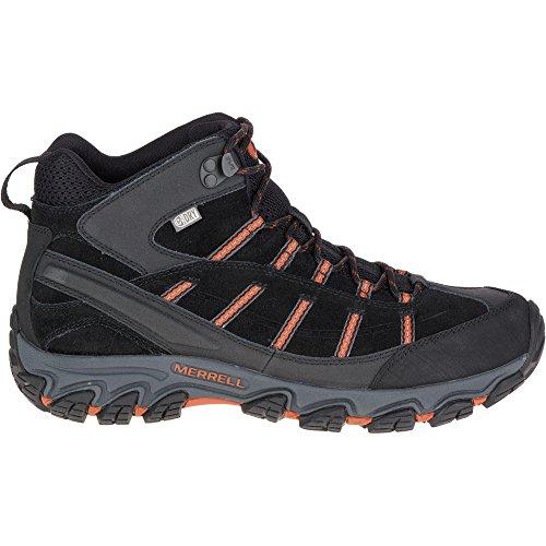 Terramorph Mid Waterproof Escursionismo Uomo Merrell Alti Stivali Nero Da O6Aq6wd