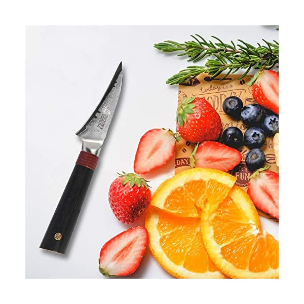 Peeling knife
