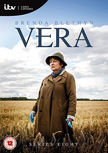 Vera Series 8 [DVD] [2018] (The Hour Of The Furnaces)