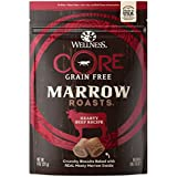 Wellness Core® Marrow Roasts Natural Grain Free Dog Treats, Beef, 8-Ounce Bag