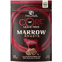 Wellness Core® Marrow Roasts Natural Grain Free Dog Treats, Beef, 8-Ounce Bag