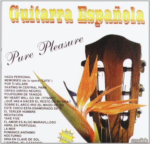Guitarra Española Pure Pleasure: Various : Amazon.es: Música