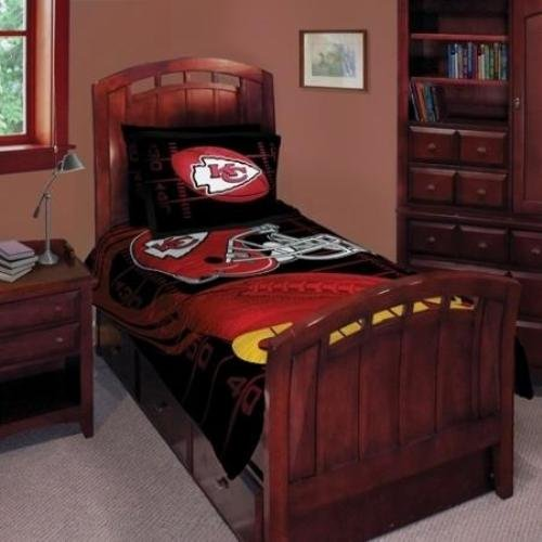 City Kansas Chiefs Comforter (Northwest Kansas City Chiefs Comforter Set)