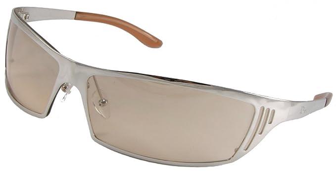 Amazon.com: Christian Dior anteojos de sol Rush, Plata ...