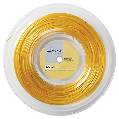 Wilson LUXILON 4G Soft 125 Reel, Gold, 16L-Gauge