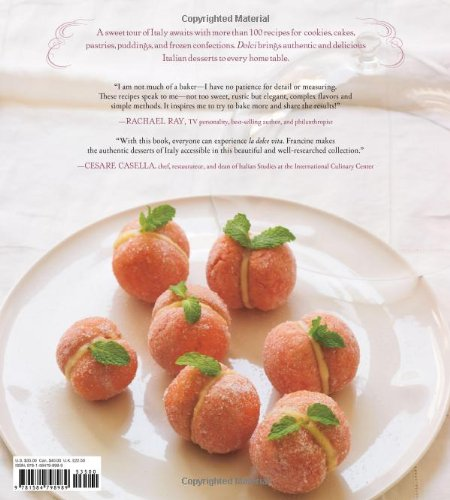 Dolci: Italy's Sweets: Francine Segan, Ellen Silverman