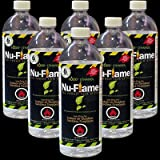 Nu-Flame Bio-Ethanol fuel 6 pack For Sale