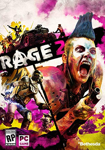 Rage 2 – PC [Amazon Exclusive Bonus]
